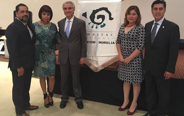 Amasfac Morelia renueva mesa directiva